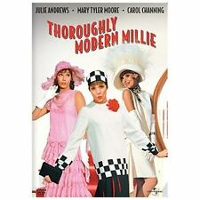 Thoroughly Modern Millie DVD Julie Andrews Mary Tyler Moore Carol Channing NEW