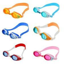 Kids UV Protection Swimming Goggles Anti Fog Adjustable Swim Glasses Eyewear