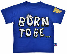 Sesame Street Super Grover Toddler Boys Blue T-Shirt