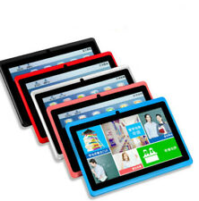 7'' Tablet PC HD Touch Screen Mic Wi-Fi Android 4.4 Quad Core 512M+4GB Blutooth