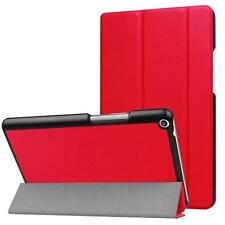 """For Huawei MediaPad T3 7"""" Inch Tablet Case Ultra Slim PU Leather Stand Cover"""