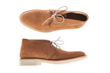 Alberto Lanciotti Shoes -65% Leather MADE IN ITALY Man Beiges 7349- SALE