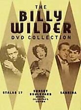 The Billy Wilder Collection (DVD, 2006, 3-Disc Set)