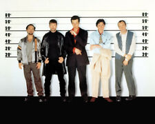 The Usual Suspects Kevin Spacey Cast Classic Police Line Up Scene Photo