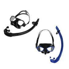 Swimming Goggles Mask Snorkel Set Holiday Swim Scuba Dive Diving Snorkeling