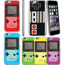 "For Apple iPhone 6 Plus | Apple iPhone 6s Plus (5.5"") Clear TPU Case Retro Game"