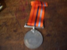 INDIAN MEDAL D.S.C NAMED A GOOD MILITARY COLLECTORS ITEM