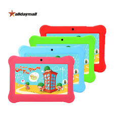"""7"""" Quad Core Tablet for kids 7 inch Children HD Tablet Google Android 4.4 8GB"""