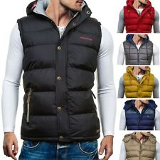 Vest Men's Hoodie Men Hoody Between Season Quilted Jacket Sports Mix 4D4 Casual