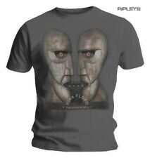 Official T Shirt PINK FLOYD Album Cover 'The Division Bell' Grey All Sizes