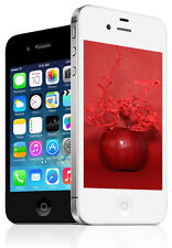 Apple iPhone 4S Smartphone (GSM UNLOCKED) - 8GB 16GB 32GB, Black White DZ88