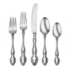 Oneida 18/10 Stainless Fine Flatware Sets, Service for 12 - Choice of Pattern