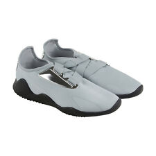 Puma Mostro Anodized Mens Gray Textile Lace Up Sneakers Shoes