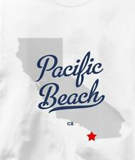 Pacific Beach, Neighborhood of San Diego, California  T Shirt All Sizes & Colors