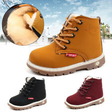 New Winter Toddler Boys Girls Warm Martin Boots Fashion Short Boots for Kids