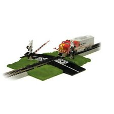 Bachmann BAC44579 HO-Scale E-Z Track Automatic Dual RR Railroad Crossing Gate