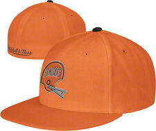 Cincinnati Bengals throwback helmet fitted hat by Mitchell & Ness new NFL
