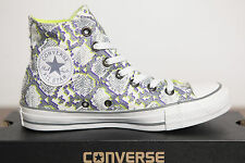 NEW All Star Converse Chucks CT Hi Trainers Shoes Multi 542479c Size 36, 5 UK 4