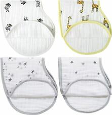 Aden + Anais CLASSIC BURPY BIBS 2 PACK Baby Feeding 100% Cotton BN