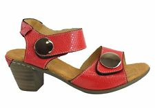 NEW CABELLO COMFORT 3502 WOMENS LEATHER SANDALS MADE IN PORTUGAL