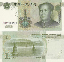 MULTI-VARIATION LISTING 3 denominations banknotes of China UNC