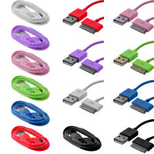 Color USB Data Cable Sync Charger Cord for iPod Touch iPhone 4 4G 4S 3GS 2G