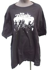 Rob Zombie 2012 The One & Only Golden Tickets Concert Tour Graphic T-Shirt