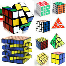 Magic Cube Puzzle Speed Twist Toy Game 3x3x 3Classic ABS Rk Education Kids Toys