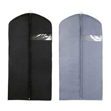 Garment Cover Bags Storage Bag Dress Suit Coat Carriers Protector 47 Inch