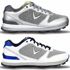 Callaway Golf Mens Chev Vent Opti-Vent Performance Breathable Comfort Golf Shoes