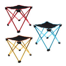 Portable Folding Stool Chair for Hiking Camping Beach Fishing Outdoor Travel