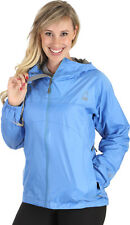 Sierra Designs Hurricane Accelerator Shell Jacket Bluebry Womens