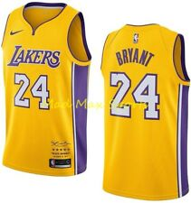 KOBE BRYANT Nike LA Lakers LIMITED Edition Retirement SWINGMAN Jersey 24 S-3XL