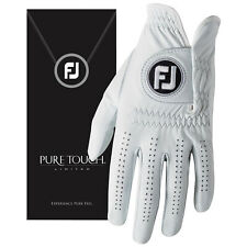 FootJoy Mens Pure Touch Limited Left Hand Golf Glove New Right Handed Leather FJ