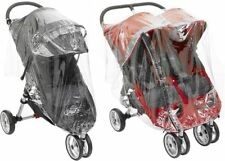 Baby Jogger RAINCOVER CITY MINI SINGLE/DOUBLE RAINCOVER Baby Travel New