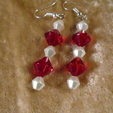 Assorted Silver Plated Pierced Earrings Your Choice       Free Shipping