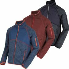 Regatta Mens Robson Hybrid Water Repellent Stretch Jacket
