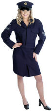 WW2 RAF AIRCREW GIRL OFFICER LADIES FANCY DRESS MILITARY COSTUME