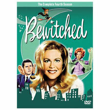 Bewitched - The Complete Fourth Season 4 (DVD, 2006, 4-Disc Set) NEW SEALED