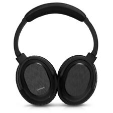 Active Noise Cancelling Headphones Bluetooth Over-Ear Noise Reduction Headset