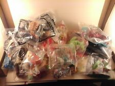 BURGER KING & MCDONALDS TOYS COLLECTION NIB Ty SIMPSONS Disney STAR WARS + MANY