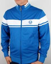 Sergio Tacchini Masters Track Top in Royal Blue & White - Dallas Orion Star