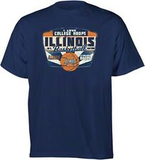 Illinois Fighting Illini Basketball t-shirt Step Ahead new with tags NWT NCAA