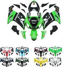 Fit For ZX6R 2005-2006 Bodywork Fairing Complete ABS Plastics