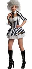 Secret Wishes Beetlejuice Sexy Women's Costume - Ghost Monster Ghoul Size: Small