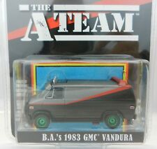 1:64 GreenLight *HOLLYWOOD R19* GREEN MACHINE THE A-TEAM 1983 GMC Vandura VAN
