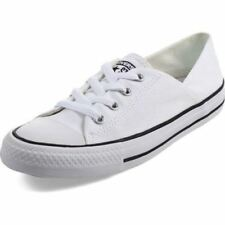 """Converse Coral Ox White Low Top Women's Fashion Shoes 555901F """"SUPER CUTE"""" NEW!"""