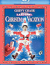 NATIONAL LAMPOONS - CHRISTMAS VACATION BLU-RAY - NEW / SEALED - UK STOCK