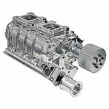 Weiand 7583P 6-71 Supercharger KitBig Block Chevy (Standard Deck) (Fits: G35)