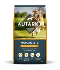 Autarky Mature Lite Delicious Chicken Dry Dog Food - 12kg